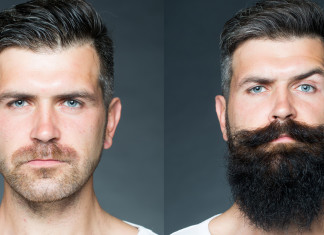 how I grew my beard faster