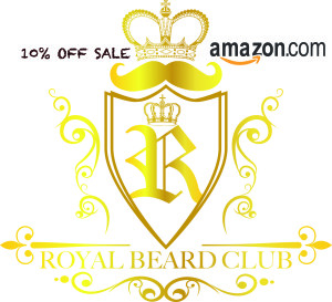 Royal Beard Oil on Amazon