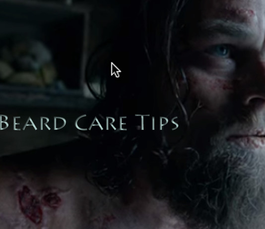 2016 Beard Care Tips
