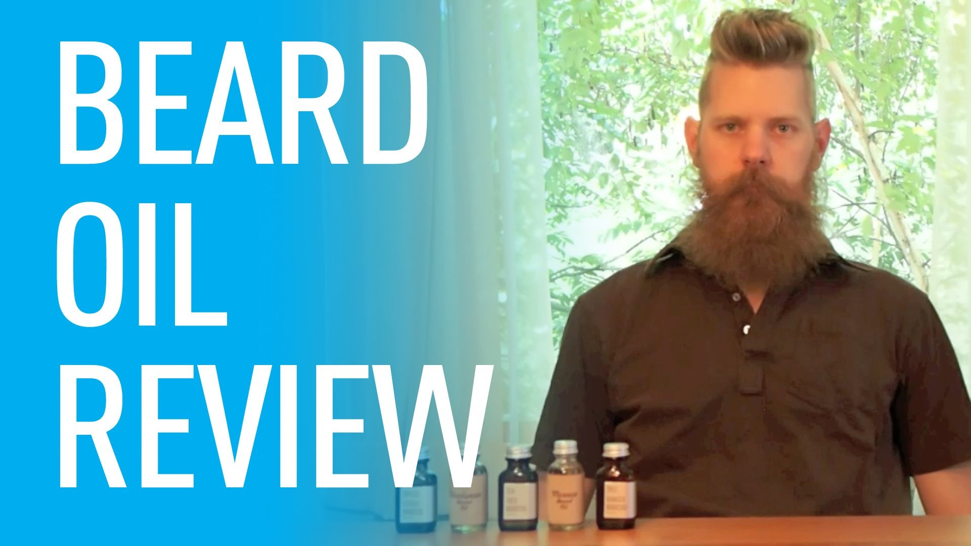 Good Beard Oils