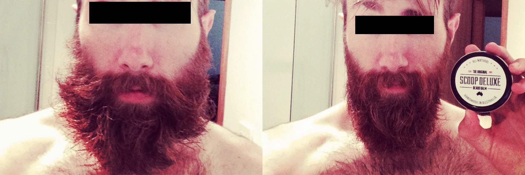 Beard Balm \u0026amp; Oil: Before and After - Where To Buy Beard Oil