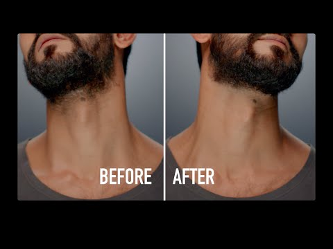 beard care how to tame the neck beard with jack black. Black Bedroom Furniture Sets. Home Design Ideas