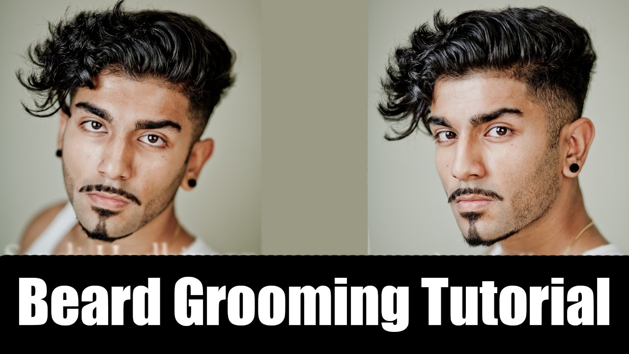 indian men beard grooming tutorial 2016 where to buy beard oil. Black Bedroom Furniture Sets. Home Design Ideas