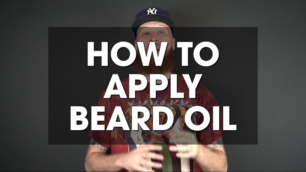 beard grooming tips maintenance how to use beard wax and how to use beard oil technqiue and. Black Bedroom Furniture Sets. Home Design Ideas