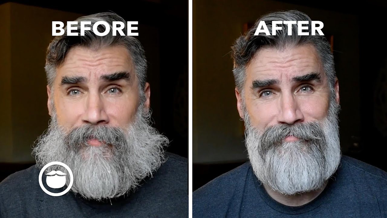 How I Style My Beard Greg Berzinsky Where To Buy Beard Oil