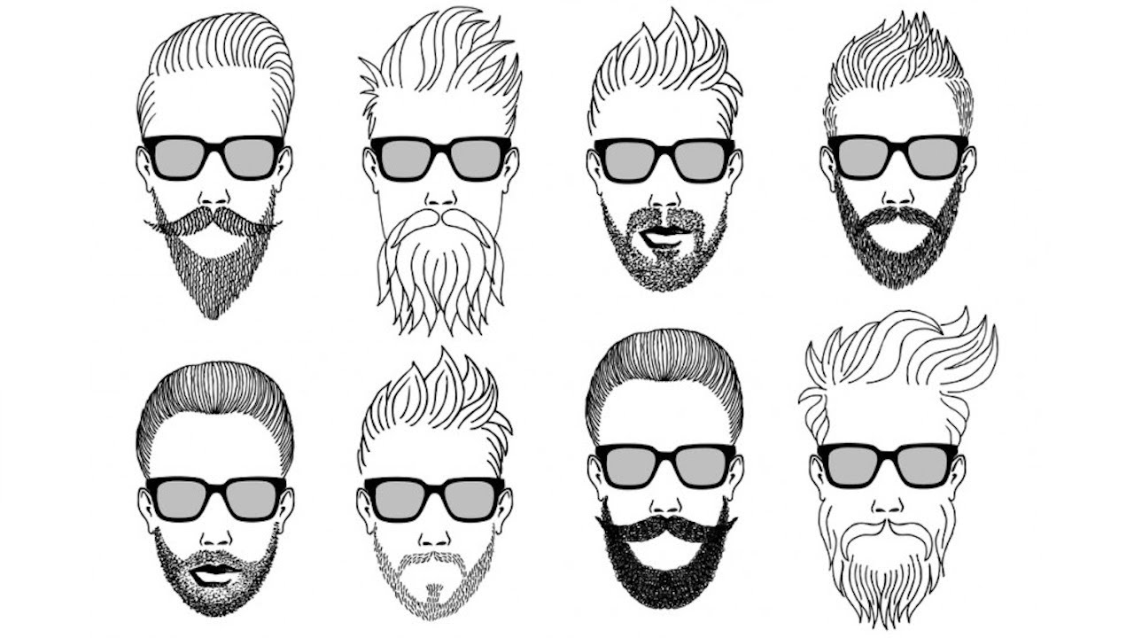 How To Choose Beard Style For Different Face Type Hindi Best Facial Hair Styles For Indian Men